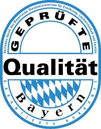 Logo Geprüfte Qualität Bayern