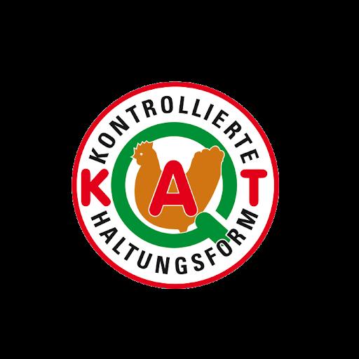 Kontrollierte Haltungsform KAT Logo